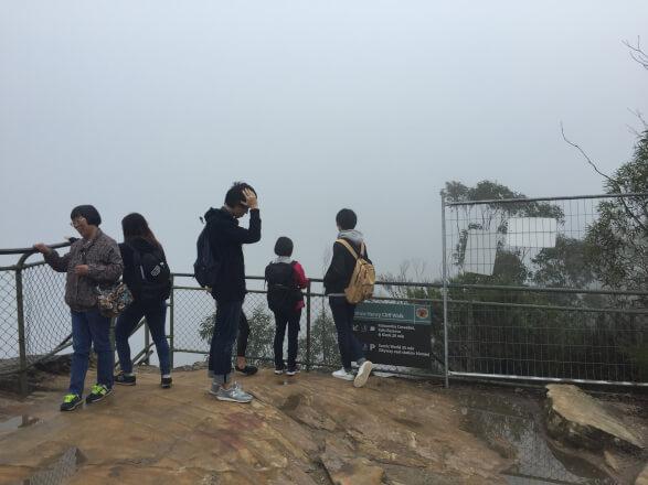【シドニー観光】世界遺産 ブルーマウンテンに日帰りで行ってきた