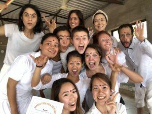 【インドヨガ留学】アシュラムって何? 私が通った学校を紹介します。