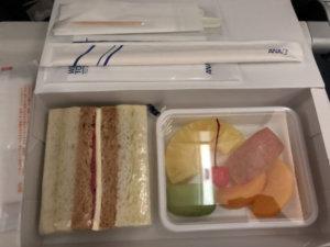 ANAのインド路線はチャイが飲める!?成田発デリー行き便の感想