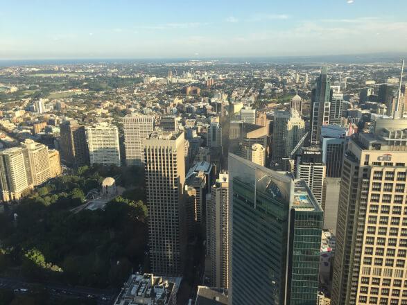 【オーストラリア観光】1人でシドニータワーのスカイウォークへ参加した感想