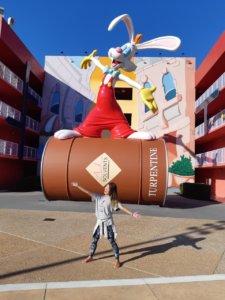 アメリカ横断#1日目 ディズニーワールドを満喫