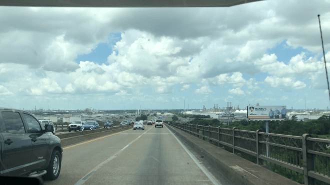 【アメリカ横断#4日目】 テキサスは全てがでかかった!!