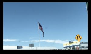 アメリカ横断#9日目 ニューメキシコ州 ホワイトサンズ国立公園