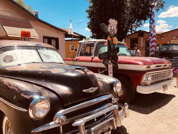 【アメリカ横断#14日目 前編】 ルート66の町セリグマンで古き良きアメリカを感じる