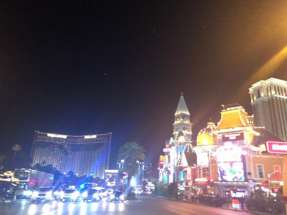 【アメリカ横断#15日目】ラスベガスのバフェで食い倒れ&カジノの勝敗